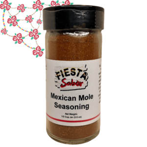1 Mexican Mole Seasoning-1_2 Cup Jar 2.5 oz-2